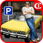 Crazy Parking Car King 3D