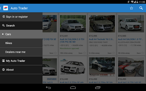 Auto Trader - New & used cars Screenshot 26