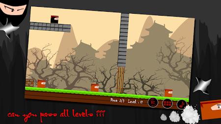 Ninja Invincible - ninja games 2.9 screenshot 135165