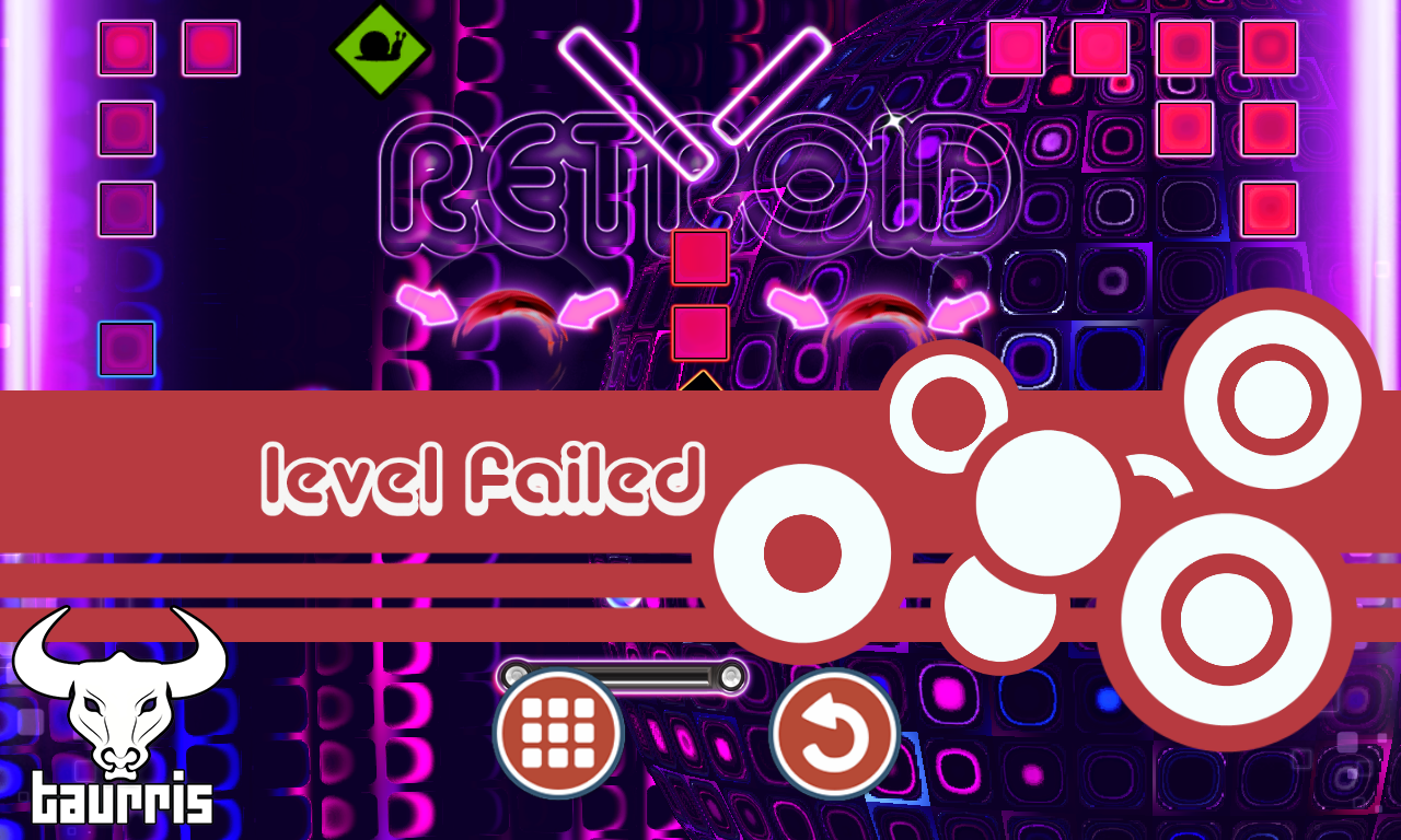 Retroid- screenshot