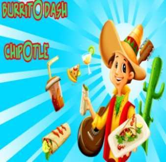 Burrito Dash Pioneer