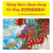 Feng Shui Flying Stars 玄空飛星派風水