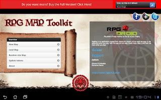 Screenshot of Rpg Map Free