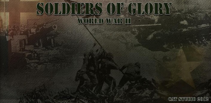Soldados da Glória: World War 2