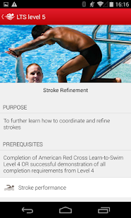 Swim - American Red Cross Screenshot 4