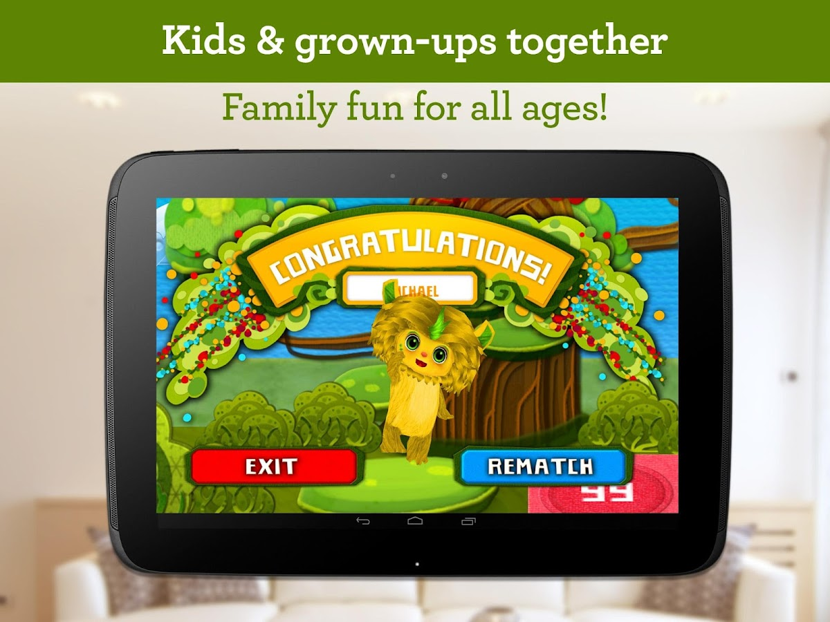 Slides & Ladders: Family Game- screenshot