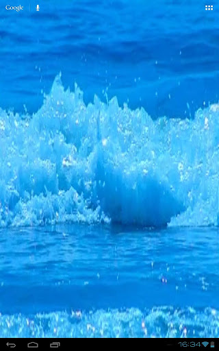 玩個人化App|Mesmerizing Wavy Ocean 3D免費|APP試玩