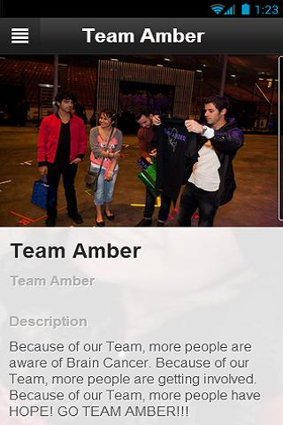 Team Amber