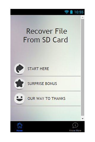 Recover File From SD Card Tips