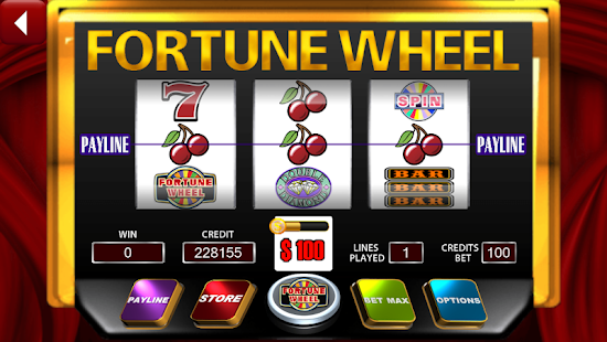 wheel of fortune slots for fun