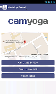 Camyoga- screenshot thumbnail