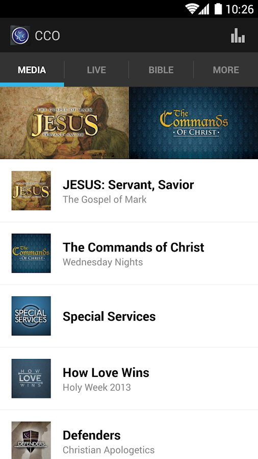 Calvary Chapel Oceanside - screenshot