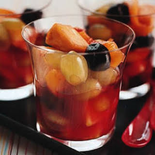 Spiked Fruit Cups.