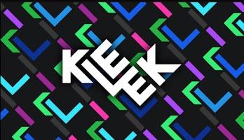 Screenshot of Kleek