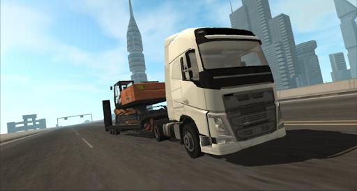 Truck Simulator : City 1.4 screenshots 12