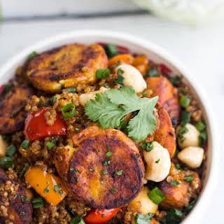 Jamaican Coconut Chicken Recipes.