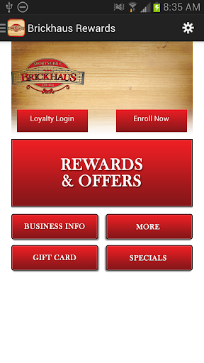 Brickhaus Rewards