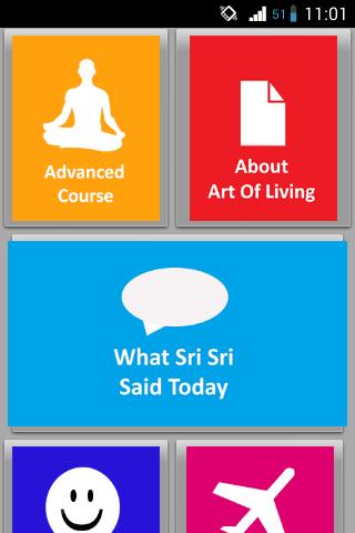 Art Of Living Updates - screenshot
