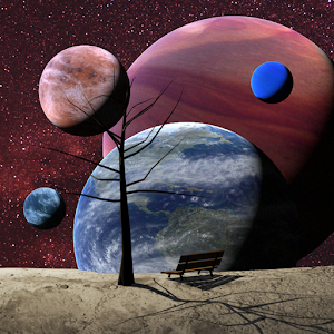 行星現場牆紙免費 個人化 LOGO-玩APPs