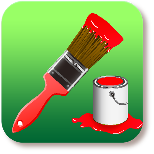 Simple Paint Brush for Tablet