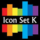 Icon Set K Go Launcher EX
