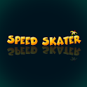 Speed Skater logo