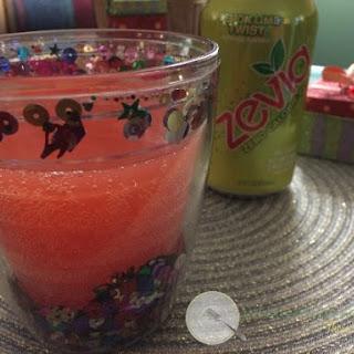 Cheers to Zevia Zero Calorie Soda.