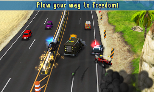Reckless Getaway Free Screenshot 2