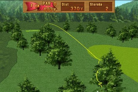 Cup! Cup! Golf 3D! - screenshot thumbnail