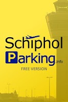 Screenshot of Schiphol Parking
