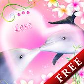 Dolphin -Rose Quartz-Trial