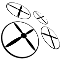 UAV (UAS) Flight Timer icon