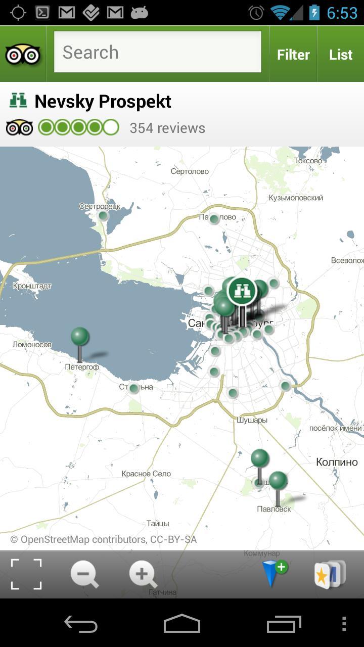St Petersburg City Guide screenshot #2