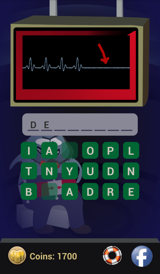 Wuzzle screenshot #1