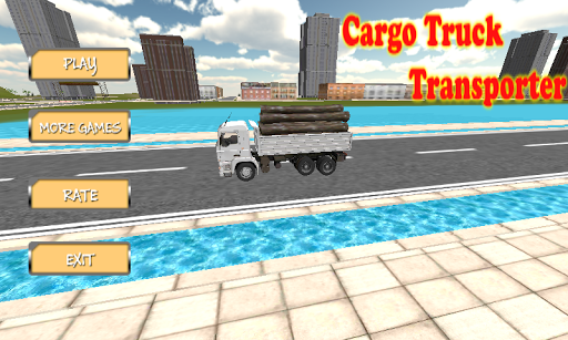 Cargo Truck Transporter