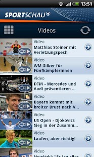 SPORTSCHAU - screenshot thumbnail