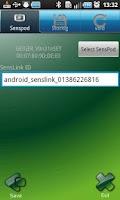 Screenshot of RemPod Sensaris