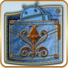 TSF Shell Blue Denim & Leather icon
