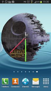 Reloj Animado Ciencia-Ficción