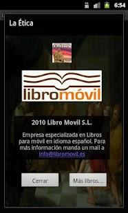 La Ética - Aristóteles - screenshot thumbnail