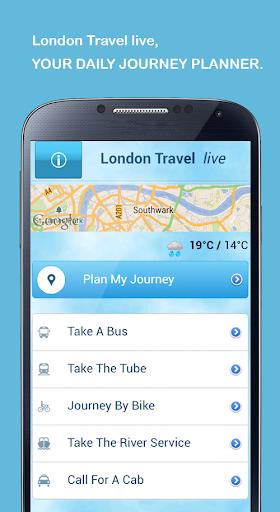 London Travel live