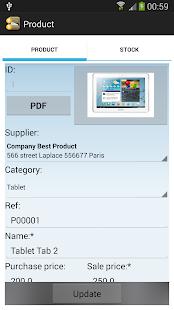 Enterprise Pro Manager - náhled