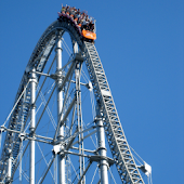 Top 10 Roller Coasters Asia 1