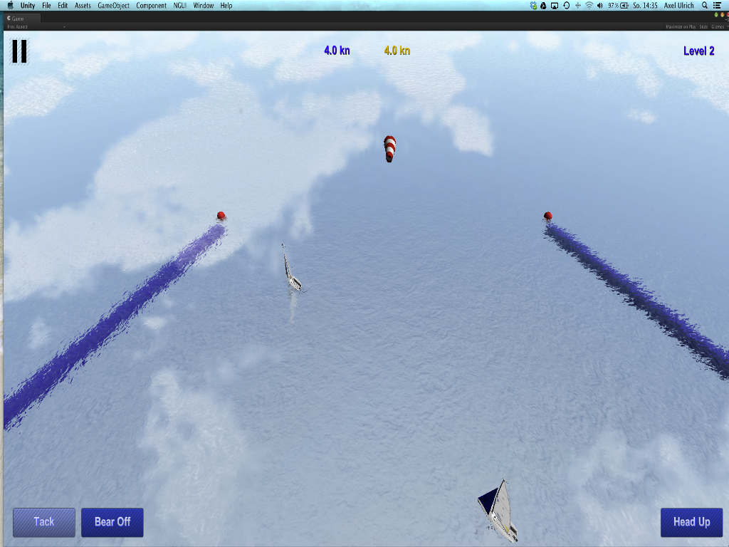 Tacking Battle- screenshot