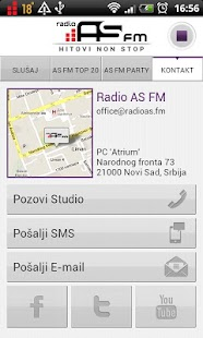 Radio AS FM- screenshot thumbnail