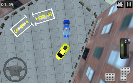 3D Tow Truck Parking Simulator 2.1 screenshot 132368