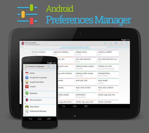 Preferences Manager