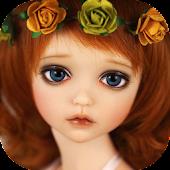 Beautiful Doll Live Wallpaper