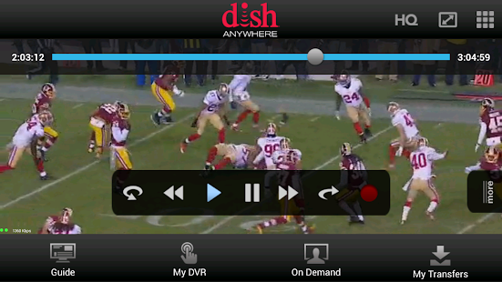 DISH Anywhere - screenshot thumbnail