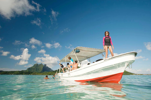 Boating-and-Snorkelling-BoraBora - Spend the day on Bora Bora boating and snorkeling.